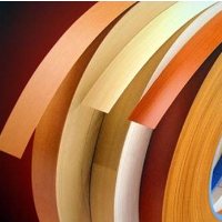 best grade AA26 plastic edge banding in pvc for consruction decorative materials