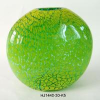 Handmade Glass Vase for Home Decoration