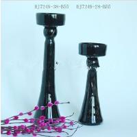 Art Glass Candlestick holder