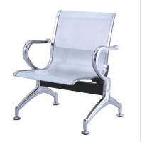 Stainless steel airport chair waiting room chairs