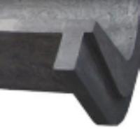 Custom-made cast iron washing trough
