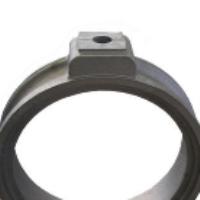Custom cast iron valve all parts
