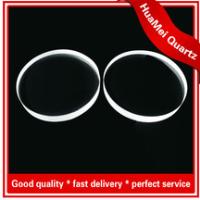 High Quality Clear Quartz Glass Plate