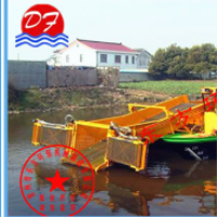 China Dongfang Made River Garbage Collection Boat