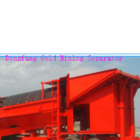 China Dongfang Supply Low Price Gold Washing Plants