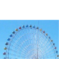 GL72 High Ferris Wheel