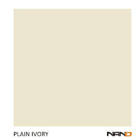 plain ivory