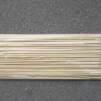 wooden corn skewer