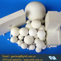 China 92% aluminium oxide ball for cermaic ball mill