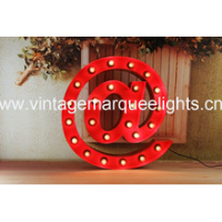 frontlit logo sign
