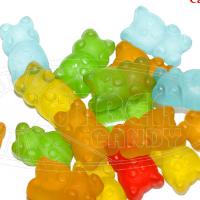 Small bear shape gummy