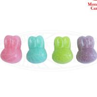 Rabbit shape jelly gummy candy