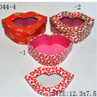 Vanlentine's Day candy box,gift box,wedding mouse gift box