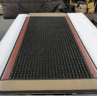 Intelligent far-infared thermal massager mattress