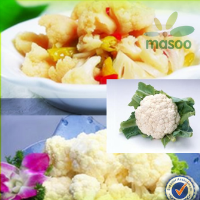Harvested Chinese OrganicFresh Cauliflower With Best Export Price For Sale
