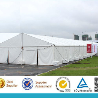 disaster relief tent refugee tent slope shape tent