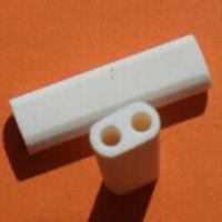 Alumina oval knob