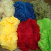 SD RW Virgin polyester staple fiber
