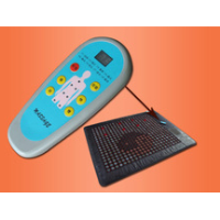 vibrating massage heat pad