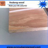 18mm high gloss UV coated MDF panel
