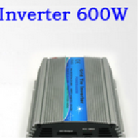 600W Pure sine wave DC TO AC on grid solar inverter for solar power system
