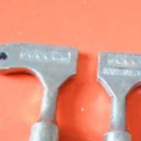 Elevator Parts Elevator Triangle Lock Key Celcom Triangle Key