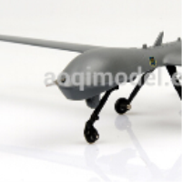 MQ-1 Predator UAV model 1:72 scale airplane model
