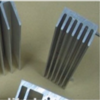 2014 Hot sale Pin fin heatsink from manufacture supplier