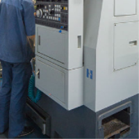 China Turning center lathe