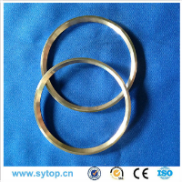 Cobalt based alloy valve seat ring
