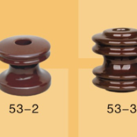 Spool Porcelain Insulator