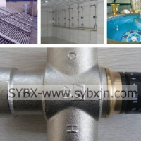 Chinese products brass 1-1/2