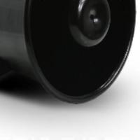 80W Autobicycle Siren Speaker
