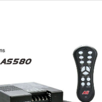 200W Police Car Sirens with light control function