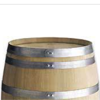 wooden wine barrels 225l