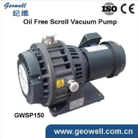 GWSP150 Oil free Scroll mini Vacuum Pump