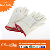 Wholesale any colour cow leather safety work glove