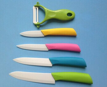 Zirconia Nano Ceramic Knife Set