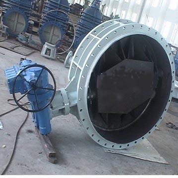 D(k)941X vacuum butterfly valve