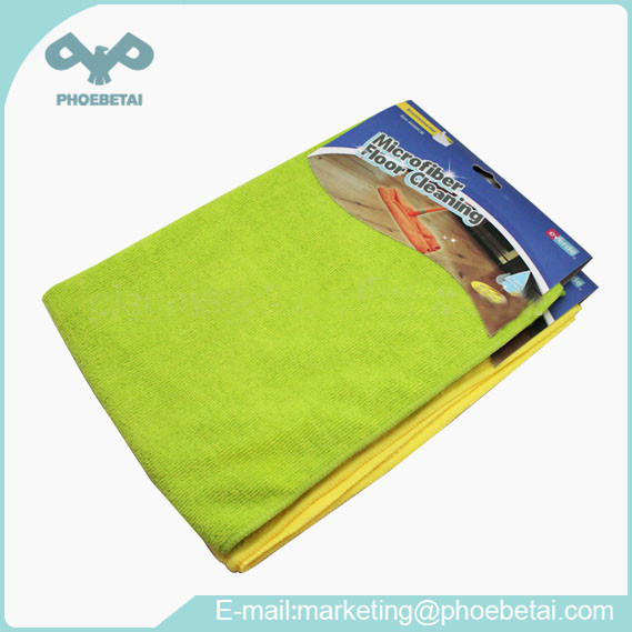 Good quality personalized microfiber floor cloths