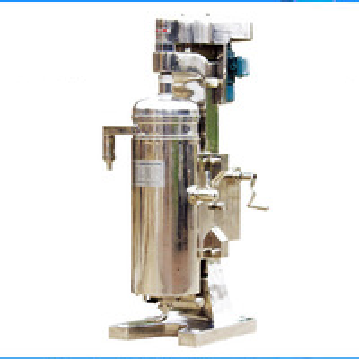 High speed Biological Type bio-product Tubular Separator centrifuge machine