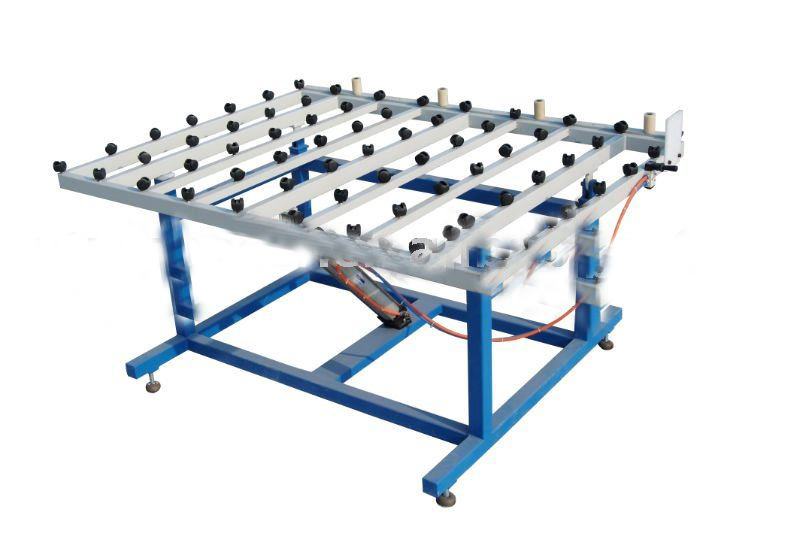 insulating glass produce CLL strip rolling table