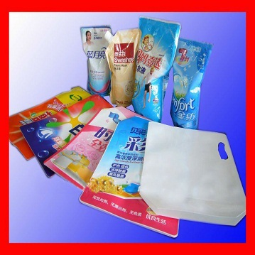stand up pouch bag material