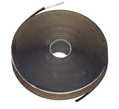 insulating glass compound sealing spacer rubber strip adhesive tape strip