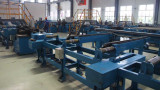 Automatic Blank Straightening Production Line for Elevator Guide Rail