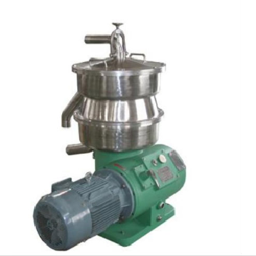 Disc centrifuge for diesel & lubricating oil
