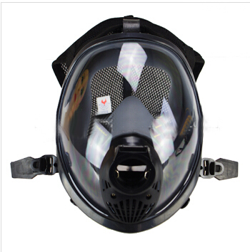 air breathing apparatus full face gas mask