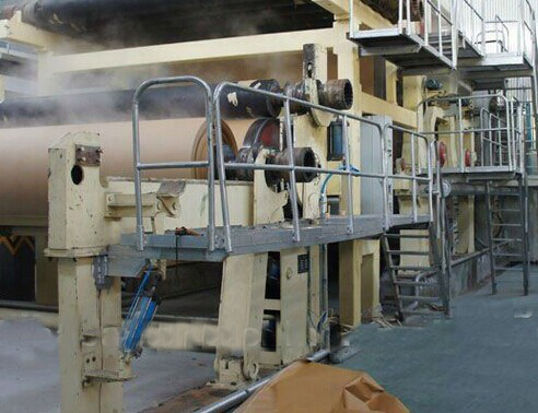 cylinder paper making machine