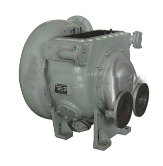 Turbocharger for Locomotive