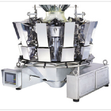 Multi-head Weighter Semi Automatic Granule Packaging Machine